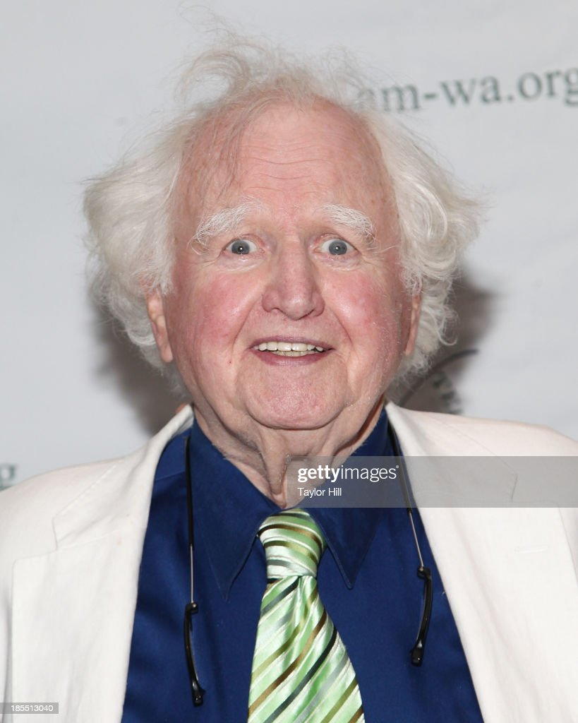 Author Malachy McCourt attends the 2013 Eugene O'Neill Lifetime Achievement Award gala at The Manhattan Club at Rosie O'Grady's on October 21, 2013 in New York City.