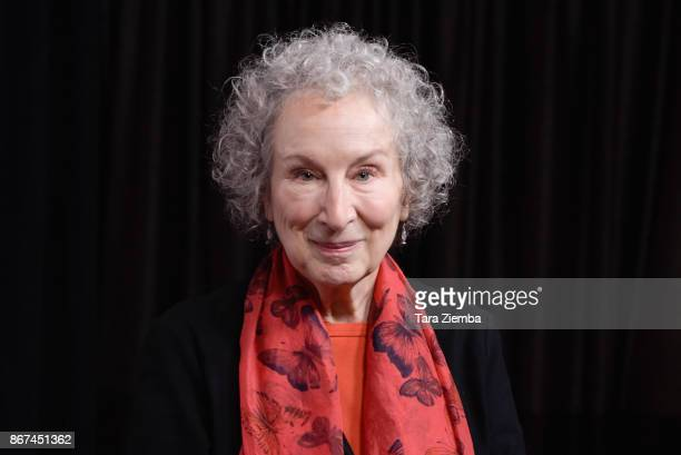 Author Margaret Atwood PEN Center USA's 27th Annual Literary Awards Festival on October 27 2017 in Beverly Hills California