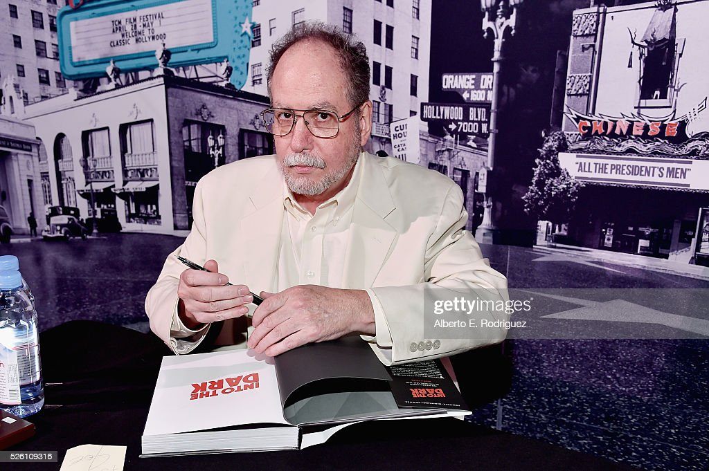 Author Mark A. Vieira attends Mark Viera book signing during day 2 of the TCM Classic Film Festival 2016 on April 29, 2016 in Los Angeles, California. 25826_006