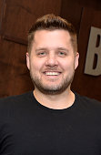 """Mark Manson Signs Copies Of His New Book """"Everything Is..."""
