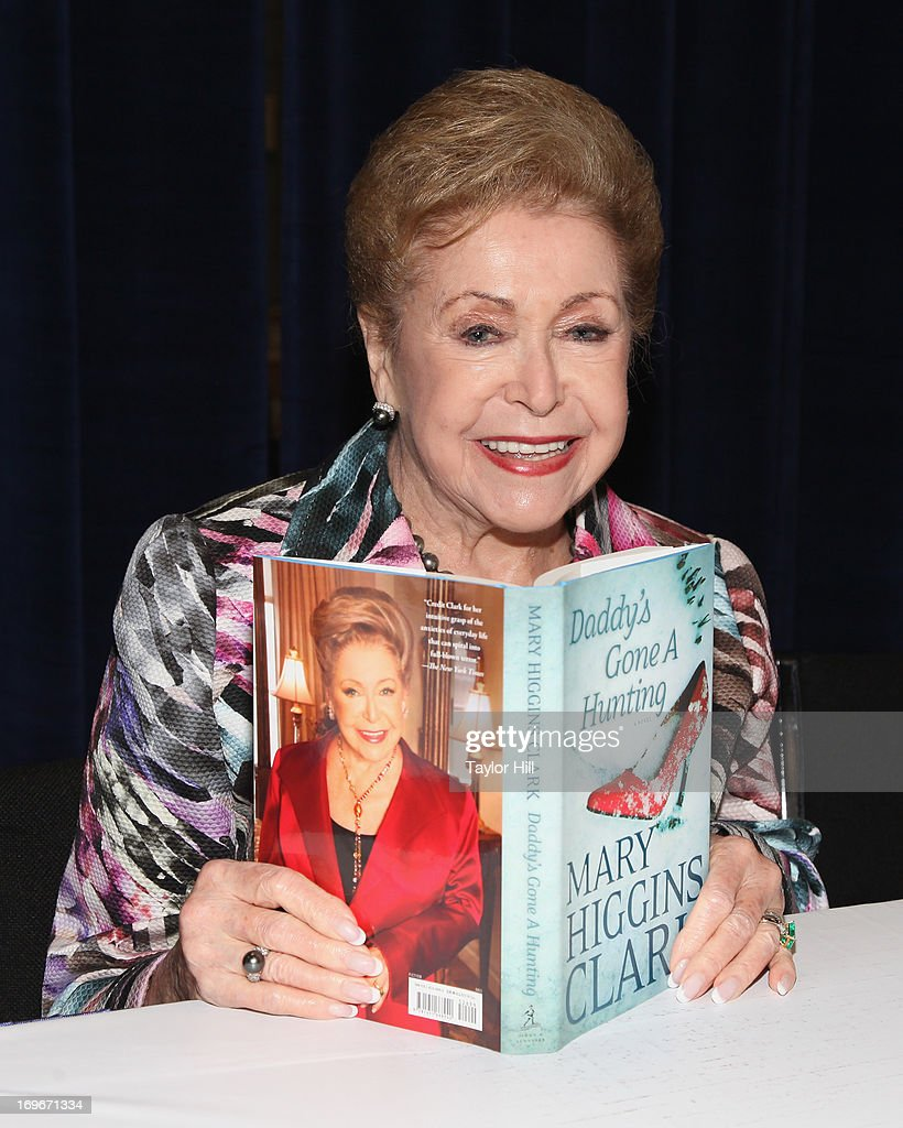 Author <a gi-track='captionPersonalityLinkClicked' href=/galleries/search?phrase=Mary+Higgins+Clark&family=editorial&specificpeople=662217 ng-click='$event.stopPropagation()'>Mary Higgins Clark</a> attends the 2013 Book Expo America on day one at Jacob Javits Center on May 30, 2013 in New York City.