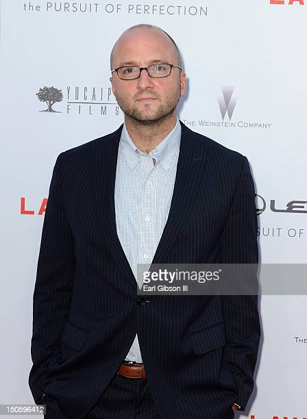 Author Matt Bondurant arrives at 'LAWLESS' premiere in Los Angeles hosted By DeLeon and Presented by The Weinstein Company Revolt Films Yucapia Films...