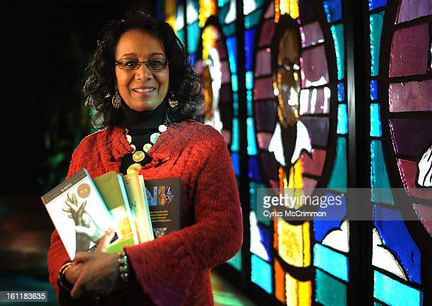Author Patricia Raybon at her church the Shorter Community African Methodist Episcopal Church in Denver on Thursday March 8 2012 Cyrus McCrimmon The...