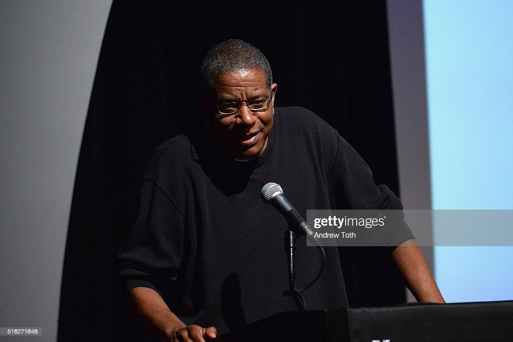 Author Paul Beatty attends the 2016 National Book Critics Circle Awards at The New School on March 17 2016 in New York City