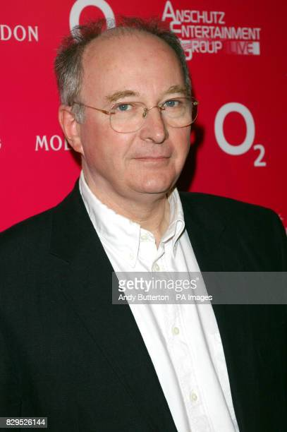 Author Phillip Pullman