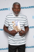 Author Richard Williams father of Venus Williams and Serena Williams visits the SiriusXM Studios on May 6 2014 in New York City