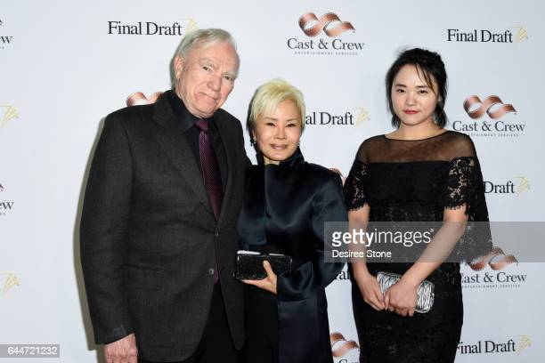 Author Robert McKee and guests attend the 12th Annual Final Draft Awards at Paramount Theatre on February 23 2017 in Hollywood California