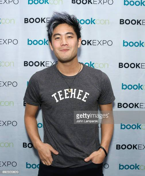 Author Ryan Higa attends the BookCon 2017 at Javits Center on June 4 2017 in New York City