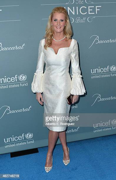 Author Sandra Lee arrives to the 2014 UNICEF Ball Presented by Baccarat at the Regent Beverly Wilshire Hotel on January 14 2014 in Beverly Hills...