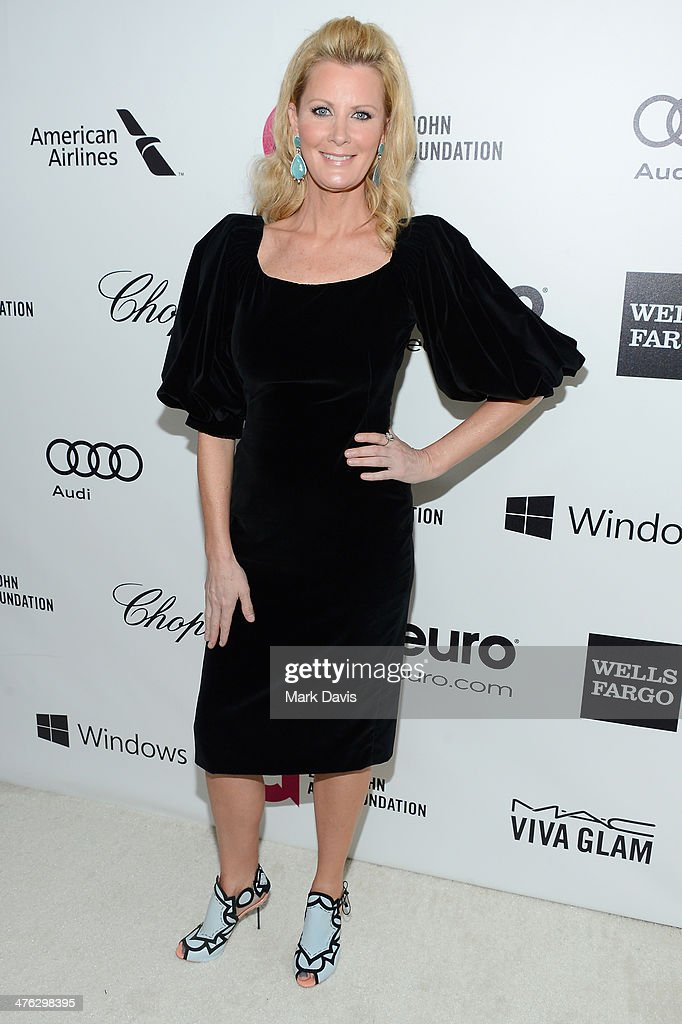 Author Sandra Lee attends the 22nd Annual Elton John AIDS Foundation's Oscar Viewing Party on March 2, 2014 in Los Angeles, California.