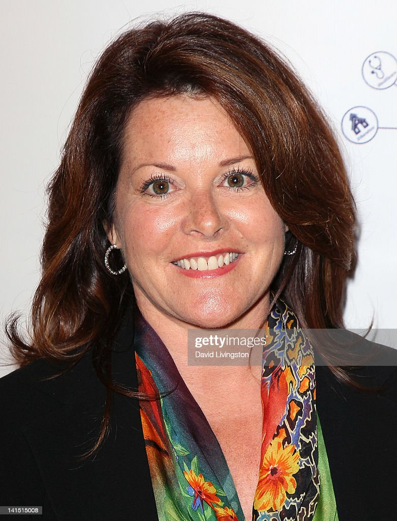 Author Sandy Gallagher attends the 3rd annual Unstoppable Gala at the Millennium Biltmore Hotel on March 17, 2012 in Los Angeles, California.