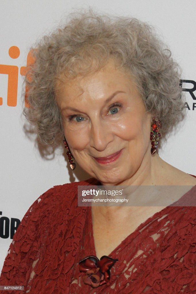 Author / screenwriter Margaret Atwood attends the 'Alias Grace' Premiere held at Winter Garden Theatre during the 2017 Toronto International Film Festival on September 14, 2017 in Toronto, Canada.