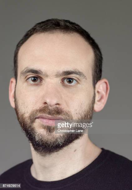 Author Seth StephensDavidowitz is photographed for The Observer Magazine on July 3 2017 in New York City
