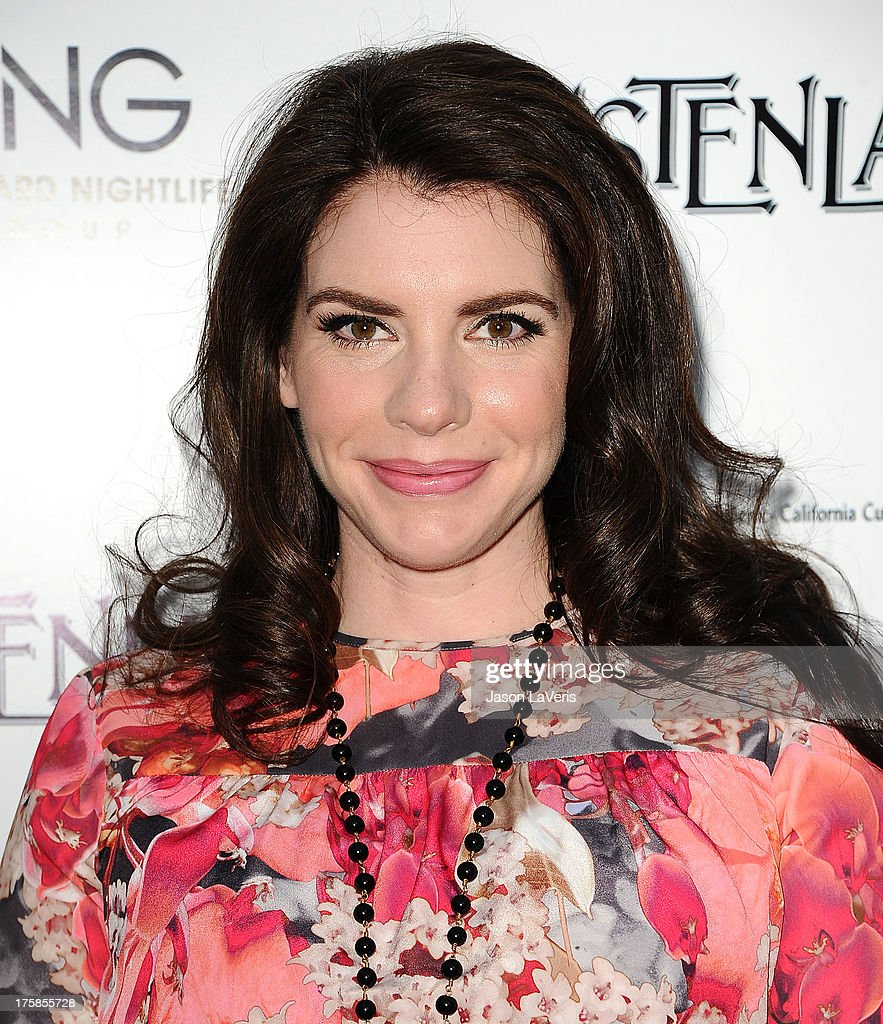 Author Stephenie Meyer attends the premiere of 'Austenland' at ArcLight Hollywood on August 8, 2013 in Hollywood, California.