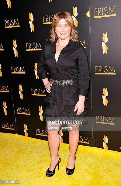 Author Tracey Gold arrives at the 16th Annual Prism Awards at the Beverly Hills Hotel on April 19 2012 in Beverly Hills California