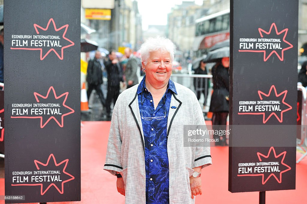 Author Val McDermid attends the EIFF Closing Night Gala and World Premiere of 'Whisky Galore!' during the 70th Edinburgh International Film Festival at Festival Theatre on June 26, 2016 in Edinburgh, United Kingdom.