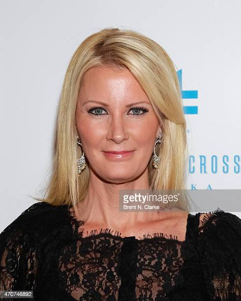Author/chef and event honoree Sandra Lee attends the 2015 Housing Works Groundbreaker Awards held at Metropolitan Pavilion on April 22 2015 in New...