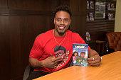 "Rashad Jennings Celebrates New Book ""Arcade And The..."