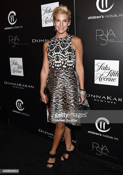 Author/founder of Baby Buggy Jessica Seinfeld attends the fifth annual PSLA Autumn Party benefiting Children's Institute Inc sponsored by Saks Fifth...