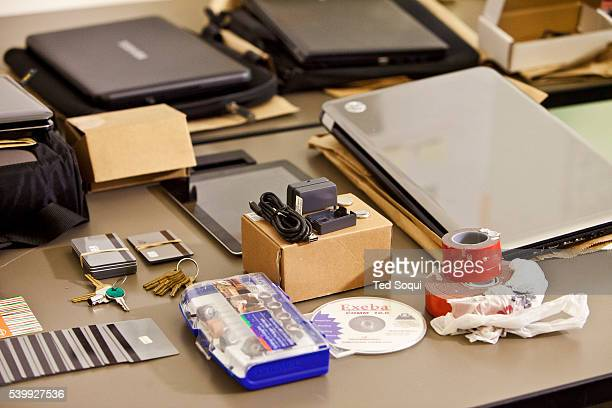 Authorities in Glendale CA served nine search warrants in connection with an investigation into an identity theft ring that produced phony credit...