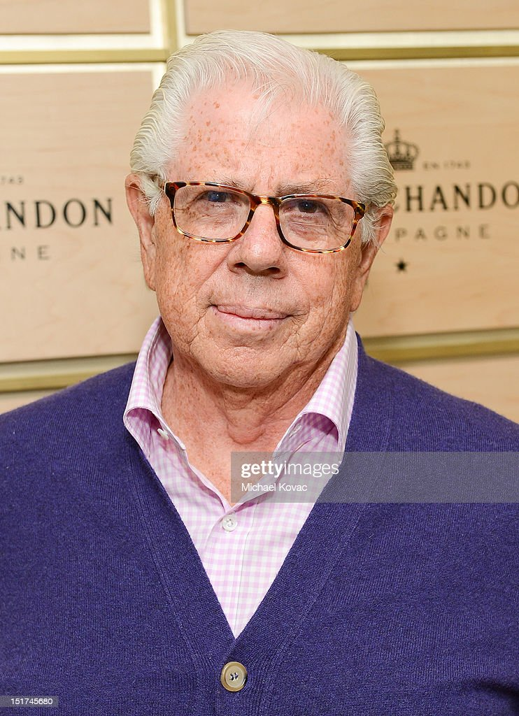 Author/journalist <a gi-track='captionPersonalityLinkClicked' href=/galleries/search?phrase=Carl+Bernstein&family=editorial&specificpeople=853844 ng-click='$event.stopPropagation()'>Carl Bernstein</a> visits the Moet & Chandon Suite at the 2012 US Open at the USTA Billie Jean King National Tennis Center on September 10, 2012 in the Flushing neighborhood of the Queens borough of New York City.