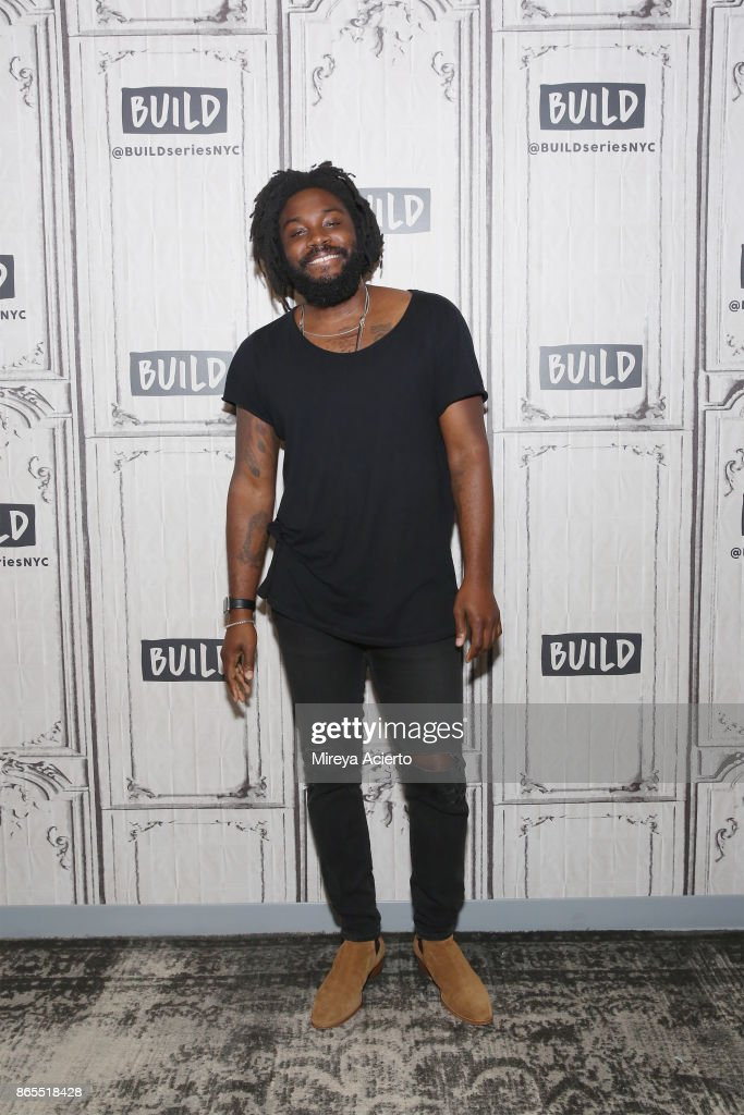 "Build Presents Jason Reynolds Discussing The Book ""Long Way Down"""