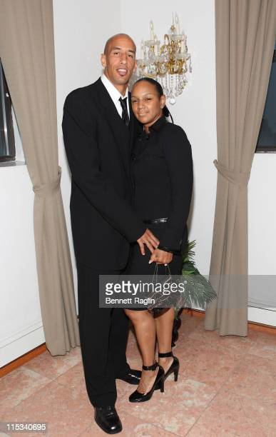 Authors Doug Christie and Jackie Christie Tweetie at the 3rd Annual African American Literacy Awards Show in the Alhambra Ballroom September 26 2007...