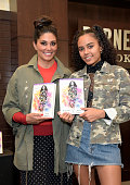 "Rachel Roy And Ava Dash Book Signing For ""96 Words For..."