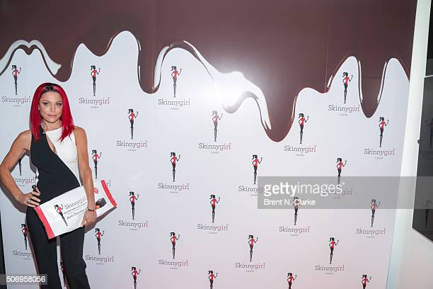 Author/Skinny Girl founder Bethenny Frankel attends the Skinny Girl candy launch event held at Dylan's Candy Bar on January 26 2016 in New York City