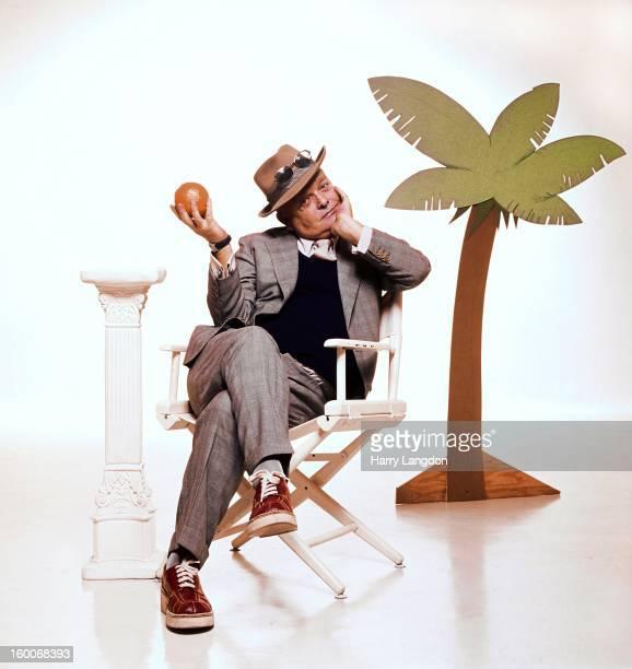 AuthorTruman Capote poses for a portrait circa 1981 in Los Angeles California