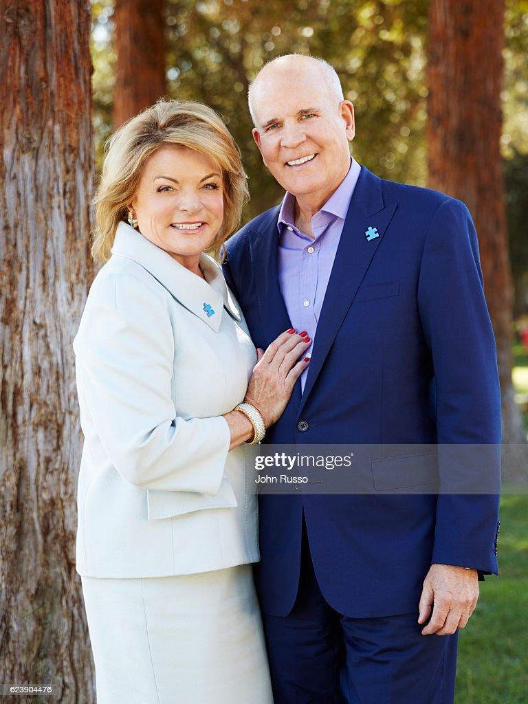 Suzanne Wright & Bob Wright, October 8, 2015