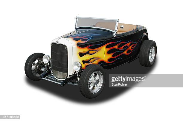 Auto Car - 1932 Ford Roadster Hot Rod