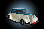 Auto Car- 1934 Hot Rod.
