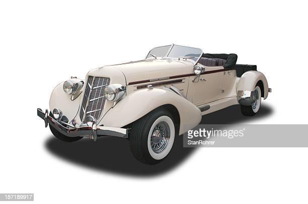 Auto Car - 1935 Auburn
