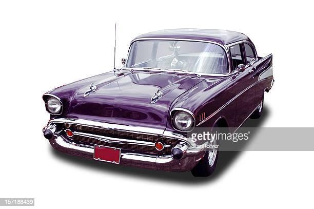Auto Car - 1957 Chevrolet BelAir