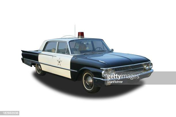 Auto Car - 1961 Ford Galaxie Mayberry Sheriff Police Car