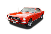 Auto- 1965 Ford Mustang