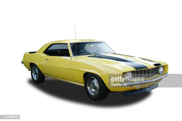 Auto Car - 1969 Chevrolet Camaro Z/28