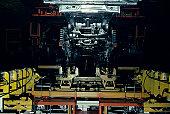 Auto manufacturing robotics