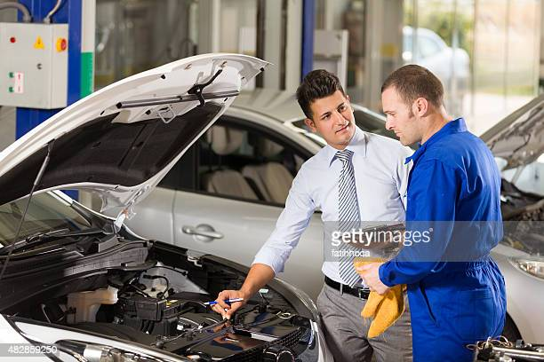 Auto Mechanic and Manager