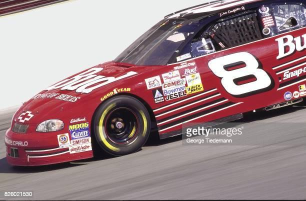 NASCAR NAPA 500 Closeup of Dale Earnhardt Jr in action during race at Atlanta Motor Speedway Hampton GA CREDIT George Tiedemann