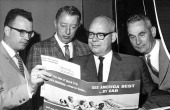 MAY 26 1965 Auto Tourism Campaign Planned An advertising campaign to promote automobile tours in Colorado was the subject of discussion Wednesday at...