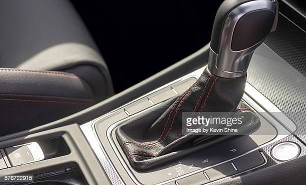 Automatic gear shift in car
