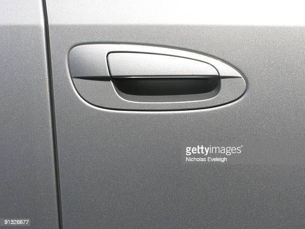 Automobile's door handle