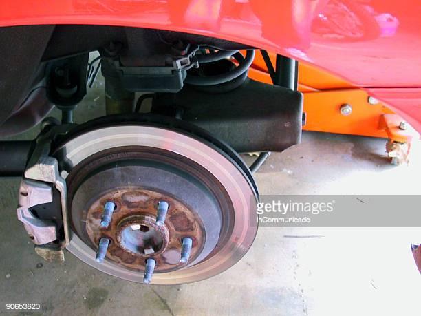 Automotive Disque de frein
