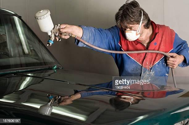 Automotive Farbe
