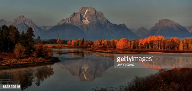 Autumn Color in Grand Teton National Park 3