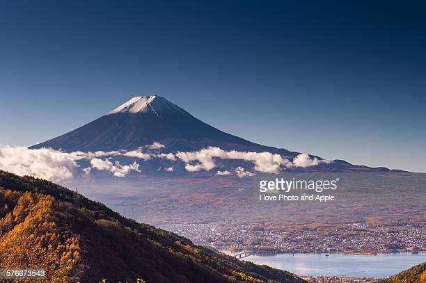 Autumn Fuji