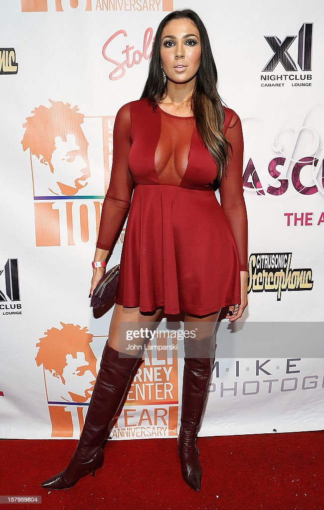 Autumn Hawk attends Mike Ruiz' Birthday Gala at XL Nightclub on December 7, 2012 in New York City.