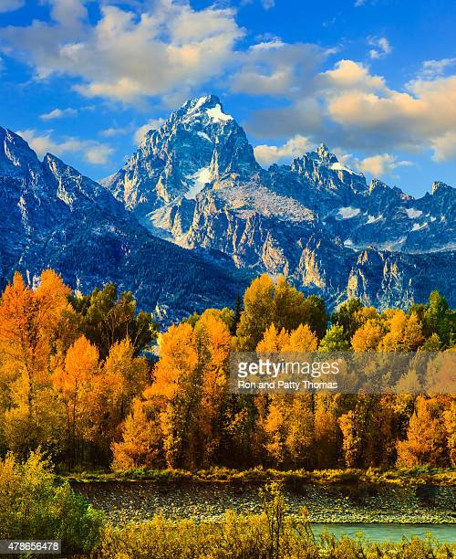 Herbst in Grand Teton Natoinal Park